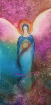 Painting - Divine Light by Alma Yamazaki