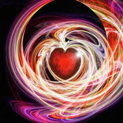 Divine Love Original by Michael Durst