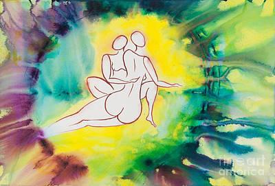 Divine Love Series No. 2095 Original