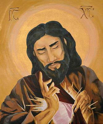 Divine Mercy Of Christ Original
