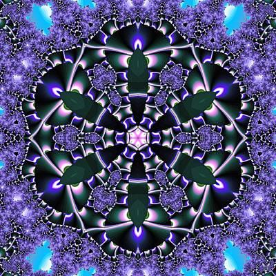 Digital Art - Divine Pathway by Derek Gedney
