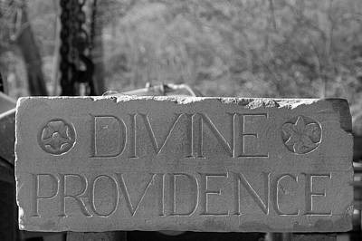 Photograph - Divine Providence by Fred Moore