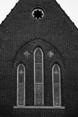 Photograph - Divine Windows by Mary Bedy