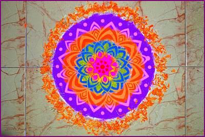 Pastel - Diwali 2017 by Sonali Gangane