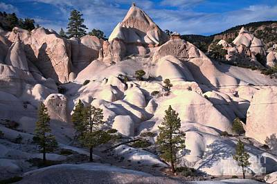 Photograph - Dixie National Forest Tent Rocks by Adam Jewell