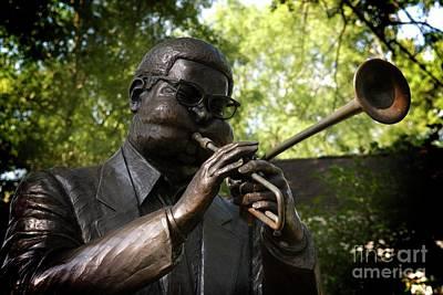 Photograph - Dizzy Gillespie Cheraw South Carolina by Bob Pardue