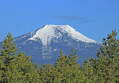 Photograph - Dm5535 Mt. Scott by Ed Cooper Photography