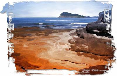 Photograph - Do-00093 Pearl Beach by Digital Oil
