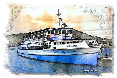 Photograph - Do-00123 Lady Kendall II by Digital Oil