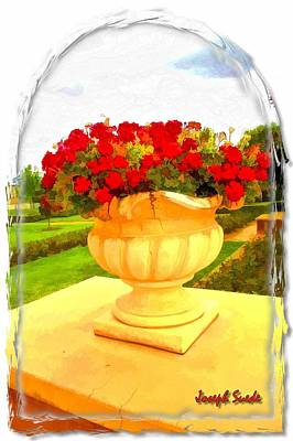 Photograph - Do-00162 A Vase by Digital Oil