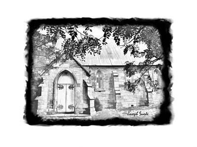 Photograph - Do-00273 St John Church by Digital Oil