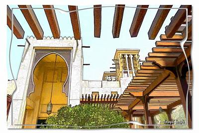 Photograph - Do-00468 Souk Madinat Jumeirah by Digital Oil