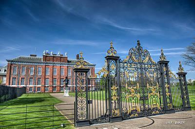 Photograph - Kensington Palace by Walt  Baker