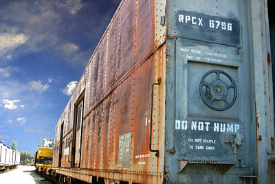 Photograph - Do Not Hump by Anthony Jones