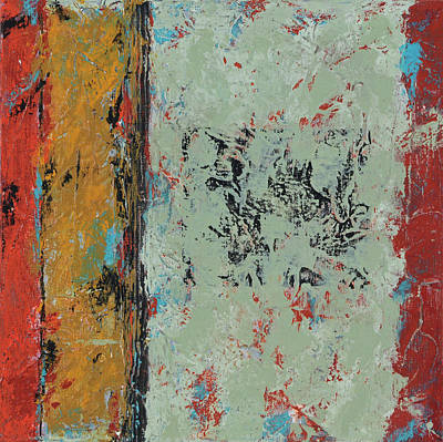 Painting - Do Over by Jim Benest