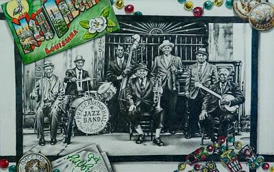 Do You Know What It Means To Miss New Orleans Art Print by Michael Lee Summers
