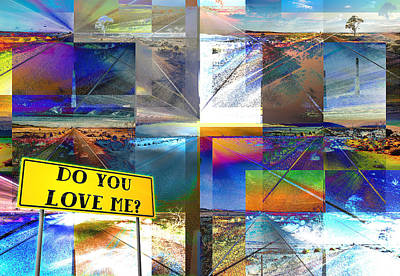 Digital Art - Do You Love Me by Payet Emmanuel