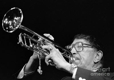 New York Jazz Photograph - Doc Cheatham by The Harrington Collection