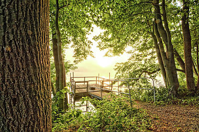 Photograph - Dock At Beeds 3 by Bonfire Photography