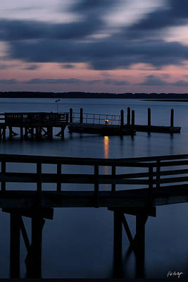 Fine Dining - Dock Beacon by Phill Doherty