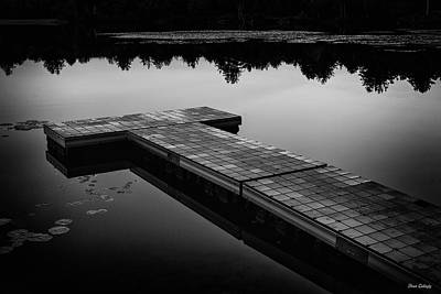 Photograph - Dock by Fran Gallogly