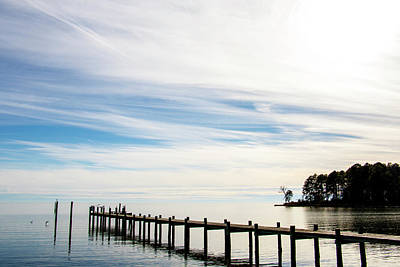 Photograph - Dock Of The Bay by Jean Haynes