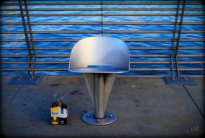 Photograph - Dock Of The Bay With Corona by Bonnie Follett