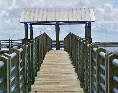 Photograph - Dock On The Bay 2 by Cathy Jourdan
