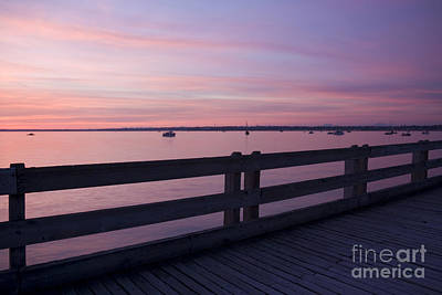 Photograph - Dock On The Bay by Idaho Scenic Images Linda Lantzy