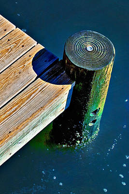 Art Print featuring the photograph Dock by Robert Smith