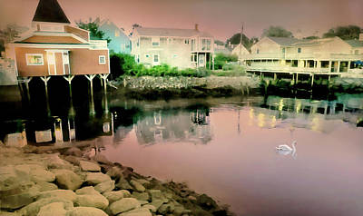 Photograph - Dock Square by Diana Angstadt