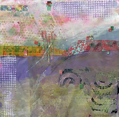 Mixed Media - Dock by Sue Furrow