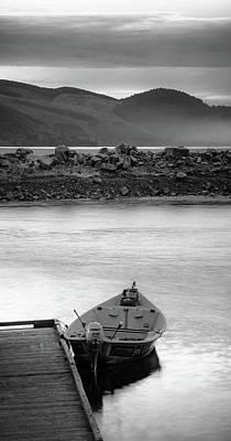 Photograph - Docked by Don Schwartz