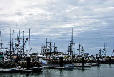 Photograph - Docked In Crescent City by Marilyn Diaz