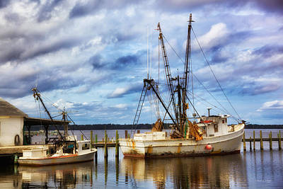 Photograph - Dockside by Denis Lemay