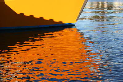 Photograph - Dockside by Evelyn Antonysen