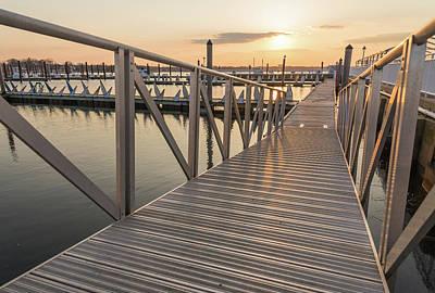 Photograph - Docksider by Kristopher Schoenleber