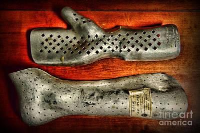 Er Photograph - Doctor An Arm And A Leg by Paul Ward