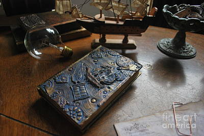 Relief - Doctor Who Steampunk Journal  by Reina Resto