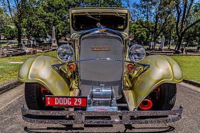 Canon 6d Digital Art - Dodge 4 by Keith Hawley