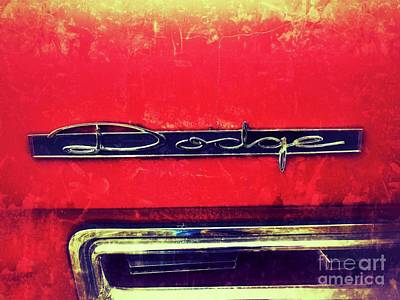 Photograph - 1963 Dodge 440 Classic by Lisa Gilliam
