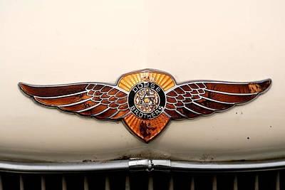 Dodge Brothers Emblem Art Print