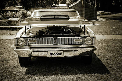 Photograph - Dodge Dart Photographic Print 5533,03 by M K Miller