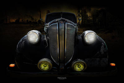 Photograph - Dodge Full Frontal by Keith Hawley