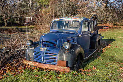 Relief - Dodge Pickup by Gary Shepard