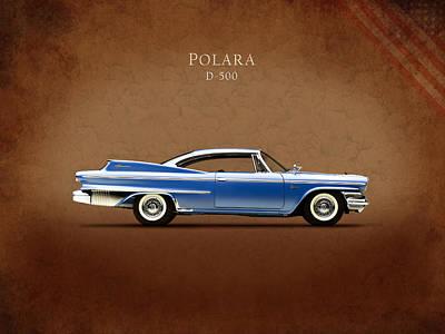 Dodge Polara D 500 Art Print