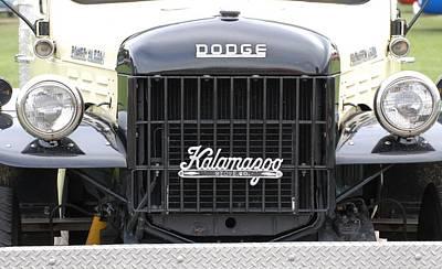 Dodge Power Wagon Art Print