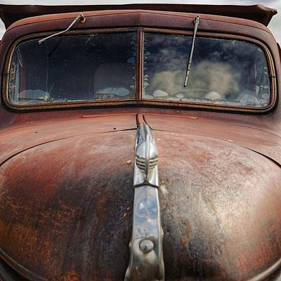 Photograph - Dodge Truck by Richard Keer