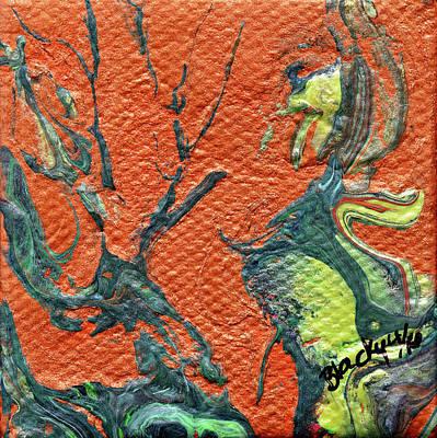 Dodo Bird Uprising Art Print