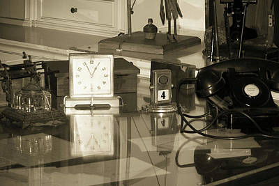 Photograph - Does Anybody Really Know What Time It Is by Trish Tritz